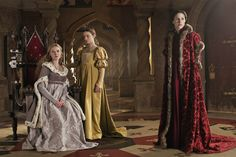 The White Queen, The Kingmaker's Daughter and The Red Queen