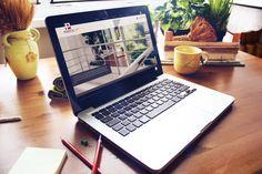 Desenvolvimento de site para o cliente: Perfecta Interiores  www.perfectainteriores.com.br