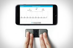 Heart disease is the number one cause of death in the US. An EKG is the easiest way to detect warning signs like atrial fibrillation early. It also usually requires a trip to the doctor. The AliveCor Kardia Mobile EKG...