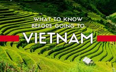 This blog features important Vietnam tips and tricks for first-timers. How to be street smart, travel safely, not being ripped off and have a blast!