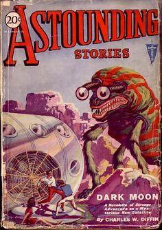 Astounding Stories Magazine