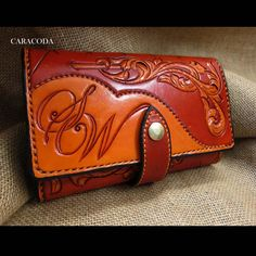 """Leather clutch """"Angelique"""" available for pre-order"""