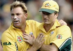 """Legendary Australian leg-spinner Shane Warne has taken a dig at Steve Waugh, calling the iconic former Test captain """"the most selfish cricketer I've played with"""" Steve Waugh, Shane Warne, Cricket News, Selfish, Take That, Sports, Hs Sports, Sport"""