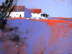For love of art: Tony Allain