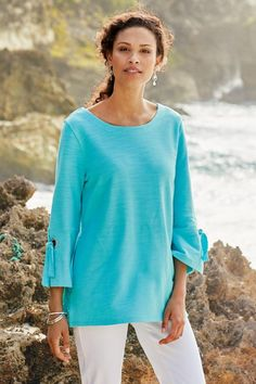 Go-anywhere Pullover - Womens Pullover | Soft Surroundings