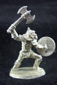 Ral Partha - AD&D 2nd Edition - 11-487 - Hobgoblin GuardB