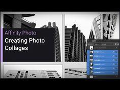 Creating Photo Collages (Affinity Photo) - YouTube