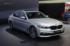 BMW is using the 2017 Detroit Auto Show as their debut stage to introduce the next generation of the brand's 5-Series.