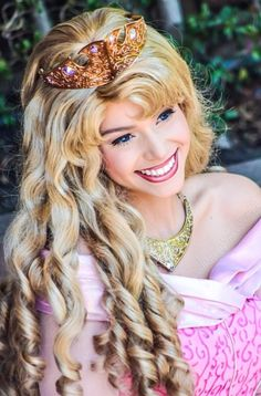 Aurora   @disneyprincessemily Instagram