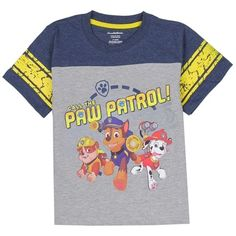 4T Never Stop Dreaming Toddler Sizes. Paw Patrol Girls Blue T-Shirt