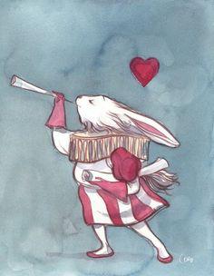 White Rabbit | by Cory Godbey