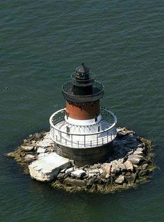 Plum Beach lighthouse