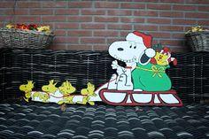 kerst snoopy