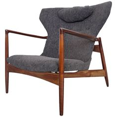 Kofod Larsen Lounge Chair for Selig | From a unique collection of antique and modern chairs at https://www.1stdibs.com/furniture/seating/chairs/