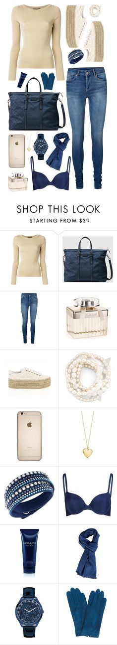 """Martina"" by nicole-288 ❤ liked on Polyvore featuring Dolce&Gabbana, Gucci, Vero Moda, Free People, Jeffrey Campbell, Tiffany & Co., Swarovski, Calvin Klein, GUESS and John Lewis"