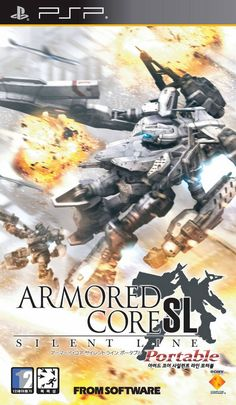 Armored Core : Silent Line