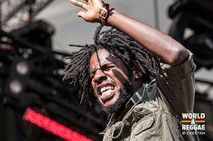 Chronixx at Summerjam 2013 Germany #reggae
