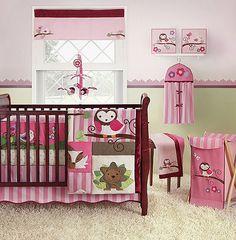 Modern Baby Crib Bedding Sets