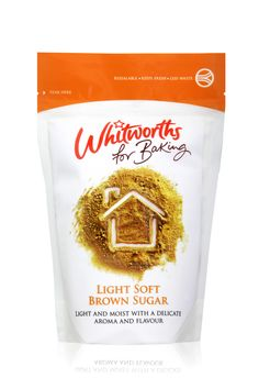 Whitworths for Baking - Light soft brown sugar