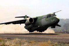 Pregopontocom Tudo: Embraer faz primeiro teste de avião cargueiro (KC-390) que vai integrar frota da FAB-...