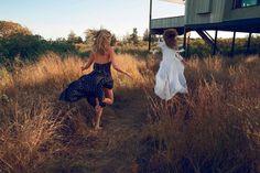 Chloé Spring/Summer 2014 Campaign  #fashion