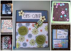 Some of This & Some of That: Young Women Camp Journals