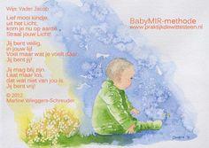 MIR-methode voor baby's