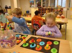 DSC04108_redimensionar Preschool Education, Preschool Curriculum, Kindergarten Math, Toddler Preschool, Toddler Activities, Preschool Activities, Early Years Maths, Montessori Math, Number Activities