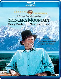 SPENCER'S MOUNTAIN BLU-RAY (WARNER ARCHIVE)