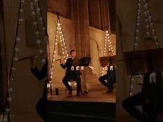 St Pierre en lumières, avec le quatuor Parenthèse - YouTube St Pierre, Films, Curtains, Youtube, Blog, Home Decor, Candles, Movies, Blinds