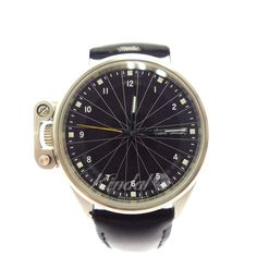 Paul Smith - Solar-Powered General Classification Watch (Black Face)
