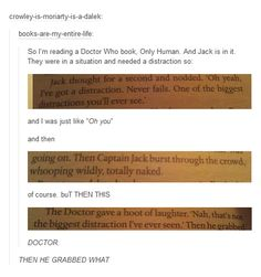 "When they knew how to build suspense better than Moffat. | Literally Just 21 Funny ""Doctor Who"" Tumblr Posts"