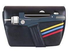 Star Trek: TOS Fanny Pack Sets Phasers To Stun