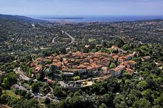 Mougins France view from above  Find Super Cheap International Flights to France ✈✈✈ https://thedecisionmoment.com/cheap-flights-to-europe-france/