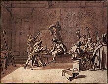 Bamboccianti - Wikipedia, la enciclopedia libre