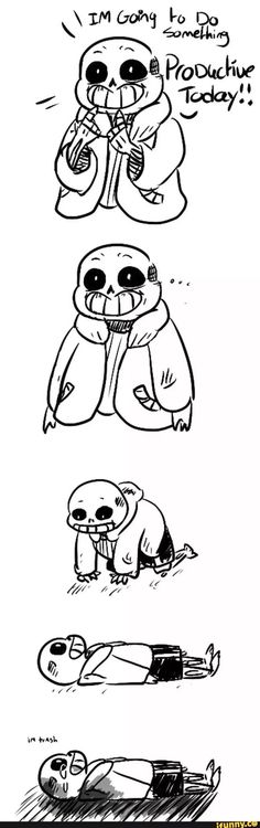 undertale, sans, trash, meHey look Sans, Blooky and I can be trash together...