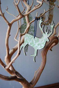 Wallpaper ornaments