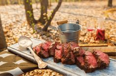 Mustard and Garlic Roast Fillet - Sarah Graham Food Creamy Peppercorn Sauce, Graham Recipe, Sarah Graham, Dude Food, Beef Fillet, Asparagus Spears, Beef Dishes, Cooking Time, Food For Thought