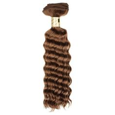 Bohyme Deep Wave is not only easy to maintain, but provides a desirable curly look. This style is perfect for those who prefer a permed-look while keeping a curly pattern. Auburn Brown, Spiral Curls, Curl Pattern, Classic Collection, Remy Hair, 100 Human Hair, Hair Type, Weave Hairstyles, Hair Pieces