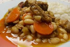 Your description for homepage here! Beef Steak, Pork, Portuguese Recipes, Portuguese Food, Black Eyed Peas, Lamb, Meals, Portugal, The Best