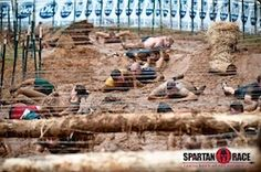 """Spartan Race - """"is the world's leading obstacle race series. It's an event of pure primitive craziness that you'll never forget!"""" So hardcore, I love it! @spartanrace #endurancerace"""