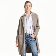 Streetwear Elegant Cardigans Overcoat LAVELIQ