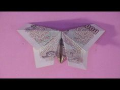 Origami-Papierwürfel falten - New Ideas Origami Yoda, Origami Pokemon, Origami Tie, Dragon Origami, Origami Penguin, Origami Butterfly, Christmas Origami, Origami Folding, Origami Crown