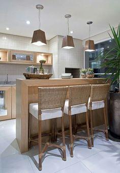 16 mejores im genes de desayunadores para cocinas kitchen bars kitchen dining y kitchen decor. Black Bedroom Furniture Sets. Home Design Ideas