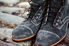 I need these -- Cool new boots from Timberland.
