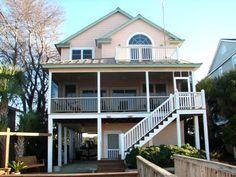 Edisto Realty - Creekin' - 4bd/4ba Deepwater home - Edisto Beach, SC