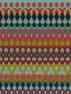 DecoratorsBest - Detail1 - RA ALPENGLOW - COBALT - Alpenglow - Cobalt - Fabrics - DecoratorsBest