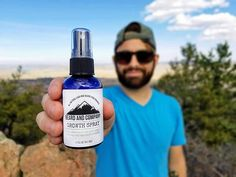 Grow your beard longer and healthier with our all natural beard growth spray. Stimulate your hair follicles and promote blood circulation with all natural ingredients. Soften your beard and relieve the itch while making it thick and lucious. Natural Beard Growth, Best Beard Growth, Beard Growth Kit, Natural Beard Oil, Beard Shampoo, Beard Conditioner, Mustache Growth, Patchy Beard, Spray Moisturizer