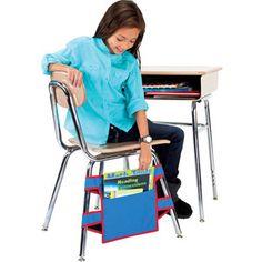Store More® Saddlebag Chair Pockets™