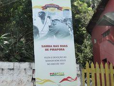 Segundo e último banner à respeito do samba paulista